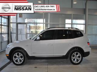 Used 2010 BMW X3 xDrive30i  - $178.66 B/W for sale in Mississauga, ON