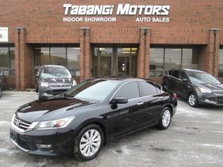 Used 2013 Honda Accord NO ACCIDENT | EX-L | BACK UP CAMERA | HEATED SEATS | SUNROOF for sale in Mississauga, ON