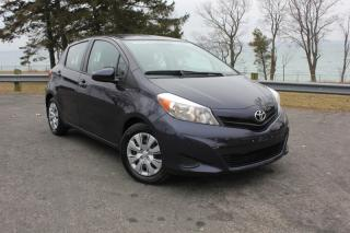 Used 2014 Toyota Yaris HB - LOW KMS| AUTO| A/C| POWER GROUP| MORE!! for sale in Oshawa, ON