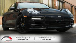 Used 2016 Porsche Panamera 4 EDITION|AWD|Navigation|Blind Spot|Sunroof|Backup Camera for sale in Toronto, ON