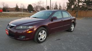Used 2007 Mazda MAZDA6 4dr Sdn I4 for sale in Mississauga, ON