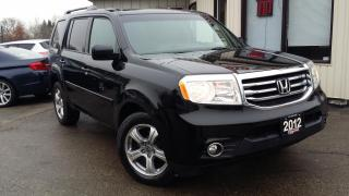 Used 2012 Honda Pilot EX-L 4WD 5-Spd AT with DVD for sale in Kitchener, ON