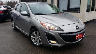Used 2011 Mazda MAZDA3 s Touring 5-Door for sale in Kitchener, ON
