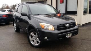Used 2008 Toyota RAV4 Sport I4 4WD for sale in Kitchener, ON
