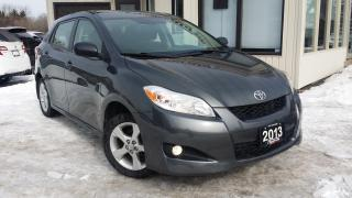 Used 2013 Toyota Matrix S for sale in Kitchener, ON