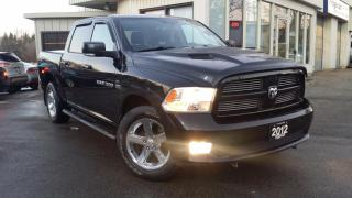 Used 2012 Dodge Ram 1500 Sport Crew Cab 4WD for sale in Kitchener, ON