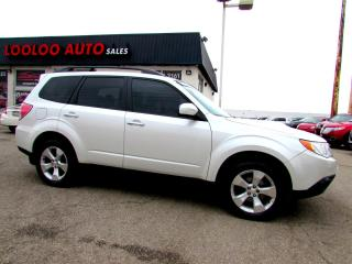 Used 2011 Subaru Forester 2.5XT Limited NAVIGATION PANORAMIC SUNROOF CERTIFIED for sale in Milton, ON
