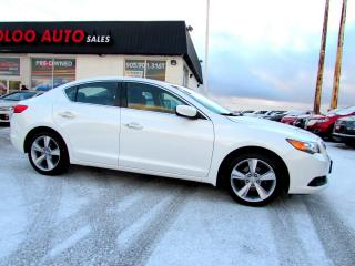 Used 2015 Acura ILX Technology Package Navigation Camera Certified 2YR Warranty for sale in Milton, ON