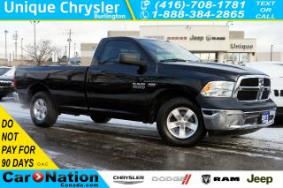 Used 2015 RAM 1500 SXT| LONG BOX| REAR SLIDING WINDOW| BLUETOOTH for sale in Burlington, ON