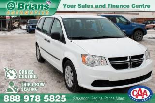 Used 2017 Dodge Grand Caravan CVP for sale in Saskatoon, SK