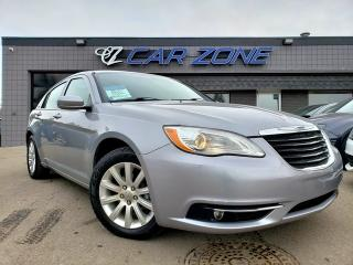 Used 2013 Chrysler 200 Touring, LOW PAYMENTS for sale in Calgary, AB