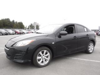 Used 2010 Mazda MAZDA3 i SV 4-Door for sale in Burnaby, BC