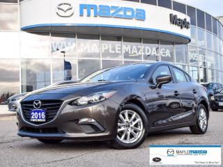 Used 2016 Mazda MAZDA3 GS Camera,HTD Seats,Bluetooth,Alloys for sale in Maple, ON