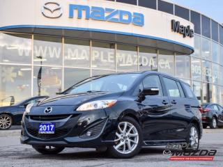 Used 2017 Mazda MAZDA5 GT - One Owner - Sunroof -  Leather Seats - $126.4 for sale in Maple, ON