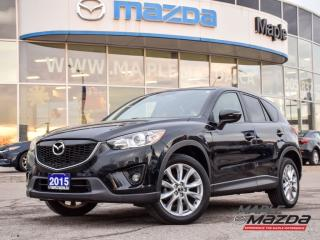 Used 2015 Mazda CX-5 GT Leather,Nav, Top of the Line for sale in Maple, ON