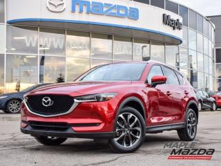 Used 2017 Mazda CX-5 GT Leather,Camera,Nav,Top of the Line for sale in Maple, ON