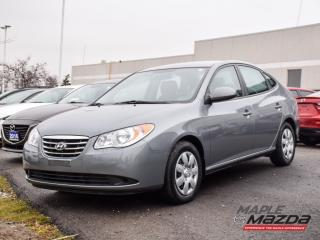 Used 2010 Hyundai Elantra GL - $72.99 B/W - Auto-AC-Bluetooth-One Owner for sale in Maple, ON
