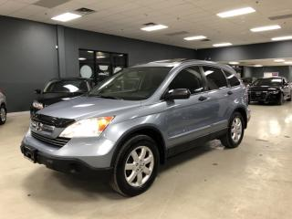 Used 2007 Honda CR-V EX*CERTIFIED*NO ACCIDENTS*VERY CLEAN* for sale in North York, ON