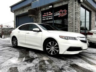 Used 2015 Acura TLX AERO Berline 4 portes, traction avant for sale in Longueuil, QC