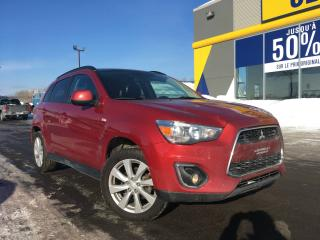 Used 2014 Mitsubishi RVR GT AWD Toit Panoramique for sale in Lévis, QC
