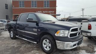Used 2013 RAM 1500 Cabine multiplaces 4RM, 140,5 po Slt for sale in Laval, QC