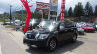 Used 2018 Nissan Armada for sale in West Kelowna, BC