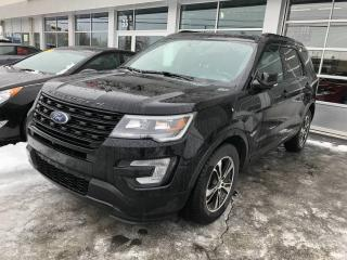 Used 2017 Ford Explorer SPORT 4X4 *** TOIT PANORAMIQUE*** NAVIGA for sale in Châteauguay, QC