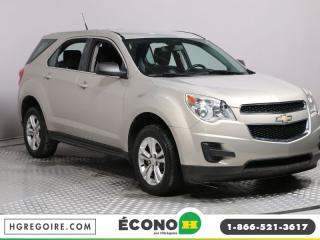 Used 2011 Chevrolet Equinox LS AWD A/C GR ELECT for sale in St-Léonard, QC