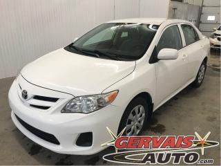 Used 2011 Toyota Corolla CE A/C for sale in Trois-Rivières, QC