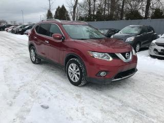 Used 2015 Nissan Rogue SV AWD A/C MAGS for sale in St-Constant, QC