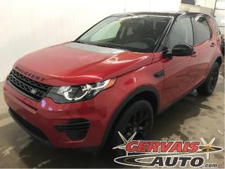 Used 2016 Land Rover Discovery Sport Se Awd Black Design for sale in Trois-Rivières, QC