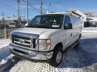 Used 2012 Ford E250 E-250 Commercial for sale in Terrebonne, QC