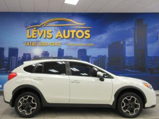 Used 2014 Subaru XV Crosstrek Ltd Awd Cuir Gps for sale in Lévis, QC
