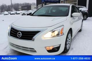 Used 2015 Nissan Altima 2.5 S for sale in Laval, QC