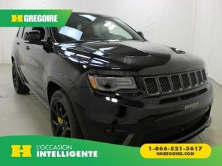 Used 2018 Jeep Grand Cherokee SRT for sale in St-Léonard, QC