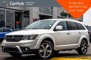 Used 2018 Dodge Journey Crossroad|AWD|Backup Cam, Nav Pkgs|Rear Seat Video Pkg|19
