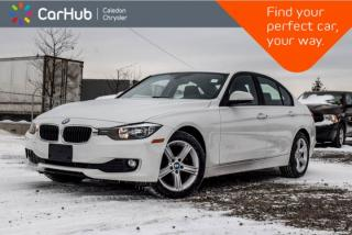 Used 2015 BMW 3 Series 320i xDrive|Navi|Bluetooth|Heated Front Seats|Pwr Windows|Pwr Locks|Keyless|17