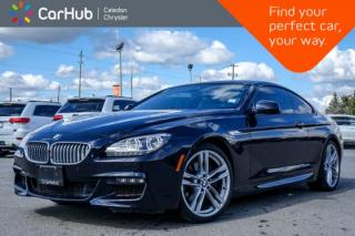 Used 2015 BMW 6 Series 650i xDrive|Navi|Sunroof|Bluetooth|Heated Front & Rear Seats|Backup Cam|19