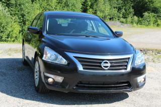 Used 2014 Nissan Altima Berline 4 portes, 4 cyl. en ligne, CVT 2 for sale in Shawinigan, QC