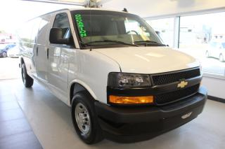 Used 2018 Chevrolet Express 2500 CARGO ALLONGÉ *CAMÉRA DE RECUL* for sale in Lévis, QC