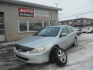 Used 2004 Honda Accord EX-L ** CUIR/TOIT/MAGS ** for sale in St-Hubert, QC