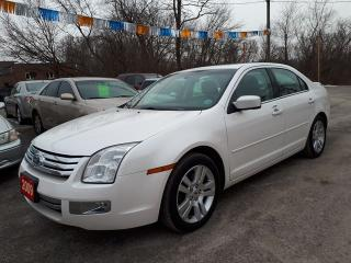 Used 2009 Ford Fusion SEL,AWD!,certified for sale in Oshawa, ON