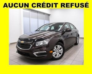 Used 2015 Chevrolet Cruze Lt A/c Caméra Recul for sale in St-Jérôme, QC