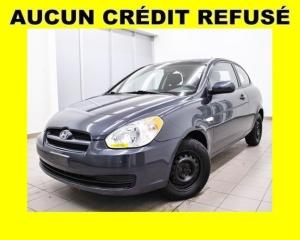 Used 2009 Hyundai Accent GL A/C for sale in St-Jérôme, QC