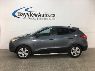 Used 2015 Hyundai Tucson GL - HTD SEATS! BLUETOOTH! A/C! CRUISE! PWR GROUP! for sale in Belleville, ON
