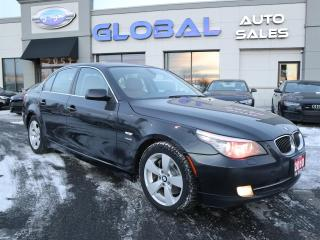 Used 2010 BMW 535 I AWD SPORT & PREMIUM PKG. for sale in Ottawa, ON