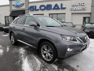Used 2013 Lexus RX 350 AWD NAVIGATION LEATHER SUNROOF . for sale in Ottawa, ON