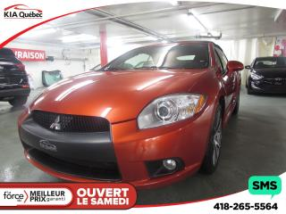 Used 2011 Mitsubishi Eclipse Spyder Gs Cuir Sièges Ch for sale in Québec, QC