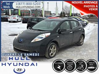 Used 2011 Nissan Leaf SV for sale in Gatineau, QC