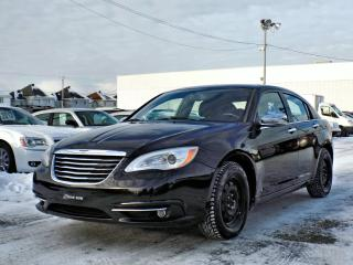 Used 2011 Chrysler 200 LIMITED *V6*TOIT OUVRANT* for sale in Brossard, QC